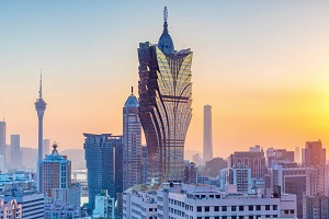 coronavirus Corona casino Macau