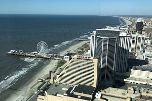 Atlantic City casino's