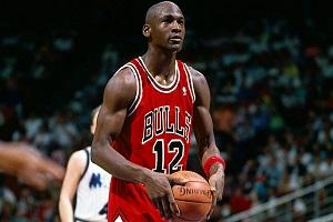 Michael Jordan gokverslaving